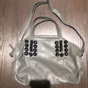 Olivia & Joy Grey Handbag 👜